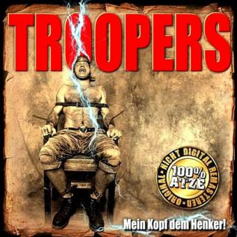 "Troopers ""Mein Kopf dem Henker"" CD (Re-release + Video)"