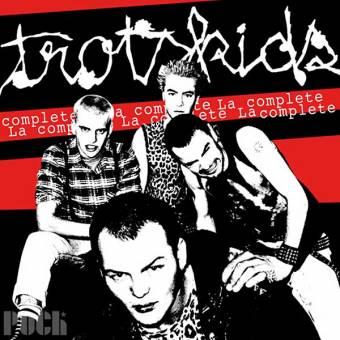 "Trotskids ""La complete"" CD"
