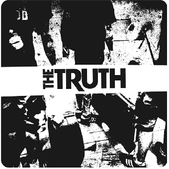 "Truth, The ""same"" EP 7"" (black)"