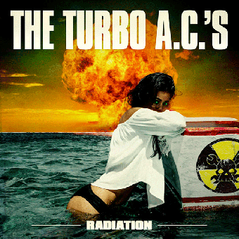 "Turbo A.C.`s, The ""Radiation"" LP (lim. 600, yellow) + MP3"