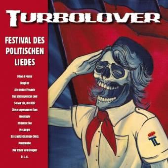"""Turbolover """"Festival des politischen Liedes"""" LP (lim. 30, Überproduktion)"""