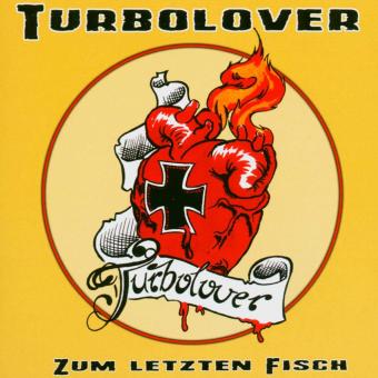 """Turbolover """"Zum letzten Fisch"""" LP (black)"""