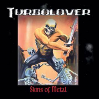 "Turbolover ""Skins of Metal"" CD (Slimcase)"