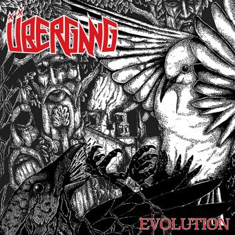 """Übergang """"Evolution"""" LP (black)"""