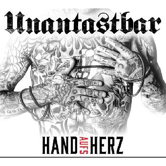 "Unantastbar ""Hand aufs Herz"" CD (lim. DigiPac)"