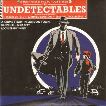"Undetectables,The ""Rocksteady Skins"" EP 7"""