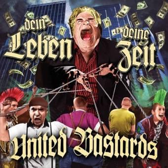 """United Bastards """"Dein Leben, deine Zeit"""" CD (lim. DigiPac)"""
