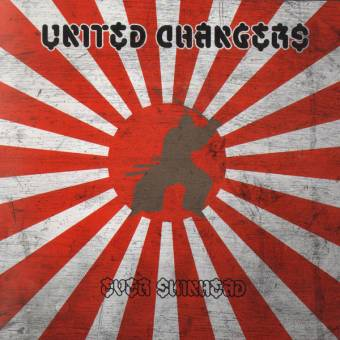 "United Changers ""Ever Skinhead"" EP 7"" (lim. 135, black)"