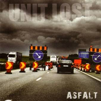 "Unit Lost ""Asfalt"" CD"