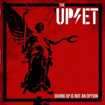 "Upset, The ""Giving up is not an option"" LP (lim. 200, red)"