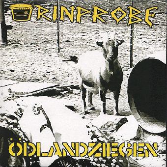 """Urinprobe """"Ödlandziegen"""" EP 7"""" (lim. 250, black)"""