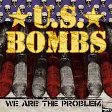"US Bombs ""We are the problem"" CD"