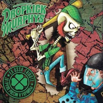 "V/A ""Ex USSR Tribute to Dropkick Murphys"" CD"