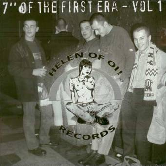 "V/A ""7"" of the first Era Helen of Oi! - Vol 1"" LP"