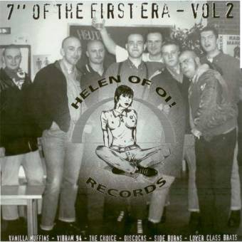 "V/A ""7"" of the first Era Helen of Oi! - Vol 2"" LP"