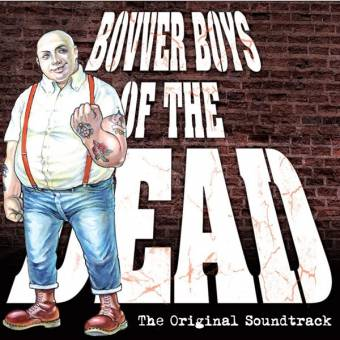 "V/A ""Bovver Boys Of The Dead"" EP 7"" (lim. 450)"