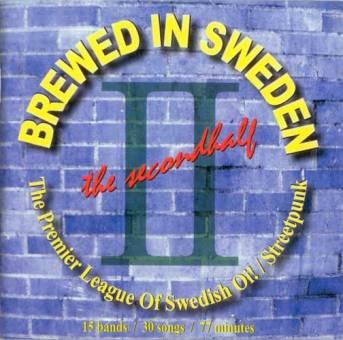 V/A - Brewed in Sweden Vol.2 CD