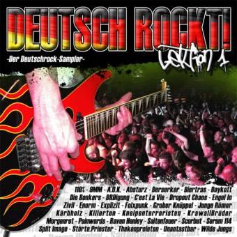 "V/A Deutsch Rockt! ""Lektion 1"" DoCD"