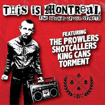 """V/A """"This Is Montreal"""" 7"""" EP (lim. 300, black)"""