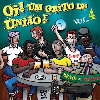V/A Oi! Um Grito De Uniao! Vol.4 CD