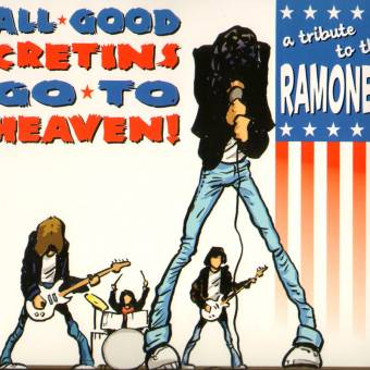 "V/A ""Tribute to the Ramones"" CD (DigiPac)"