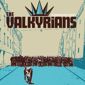 "Valkyrians,The ""Punkrocksteady"" CD"