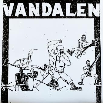 """Vandalen """"Geiserichs Rache - Demo"""" LP (black)"""