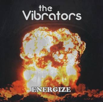 """Vibrators, The """"Energize"""" LP"""