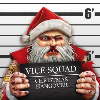 """Vice Squad """"Christmas Hangover"""" EP 7"""" (lim. 100, black)"""