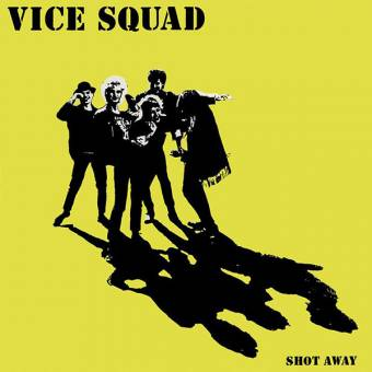 "Vice Squad ""Shot Away"" LP (lim. 400, black)"