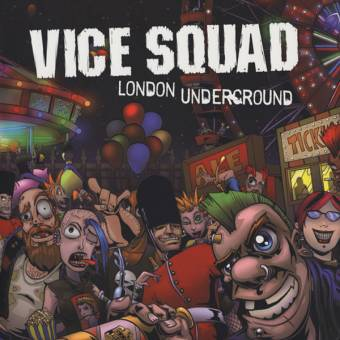 "Vice Squad ""London Underground"" LP (lim. 500)"