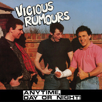 "Vicious Rumours ""Anytime, Day Or Night!"" LP"