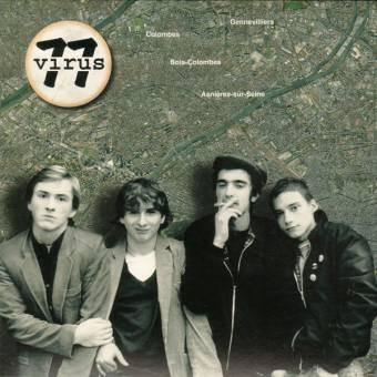 "Virus 77 ""same"" EP 7"""