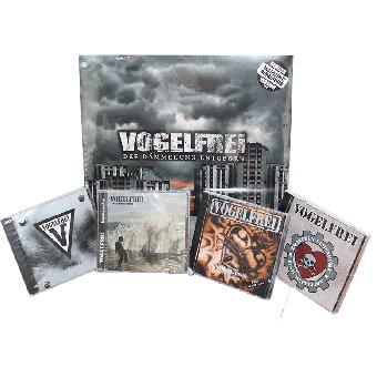 Vogelfrei - Special Deal (4 CDs)