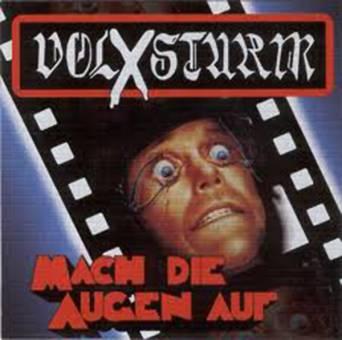 """Volxsturm """"Mach` die Augen auf!"""" CD"""