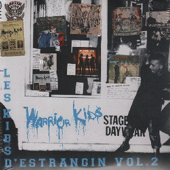"Warrior Kids ""Les Kids D`Estrangin Vol. 2 (2002/2014)"" DoLP (lim. 500, black)"