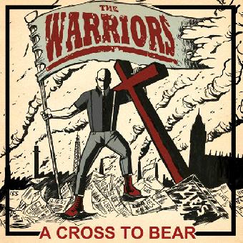 "Warriors, The ""A Cross To Bear"" LP (lim. 300, black)"