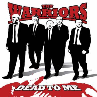 "Warriors, The ""Dead To Me"" EP 7"" (lim. 250, piss yellow)"