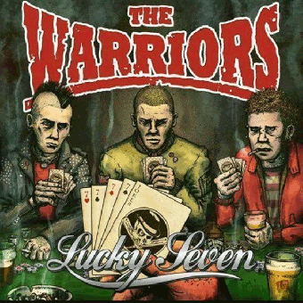 "Warriors, The ""Lucky Seven"" LP (lim. 100, black)"