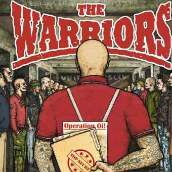 "Warriors, The ""Operation Oi!"" CD"