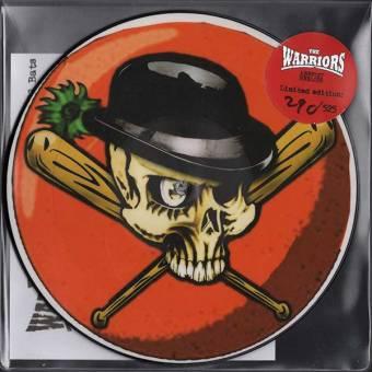 """Warriors, The """"Bowler Hats & Baseball Bats"""" PicEP 7"""" (lim. 525)"""