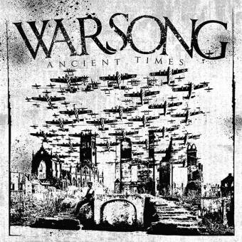 "Warsong ""Ancient Times"" LP (lim. 516, black)"