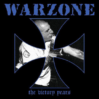"Warzone ""The Victory Years"" LP (lim. 1740 , clear + MP3)"