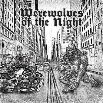 "V/A ""Werewolves of the Night"" LP (lim. 300)"