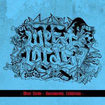 "West Lords ""same"" 7"" (blue, lim. 200, DL Code)"