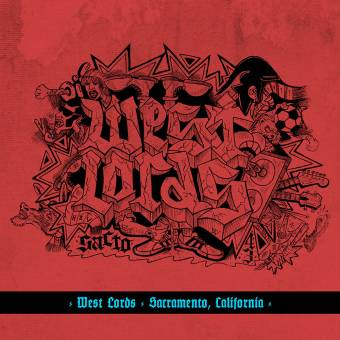 "West Lords ""same"" 7"" (red, lim. 100, DL Code)"