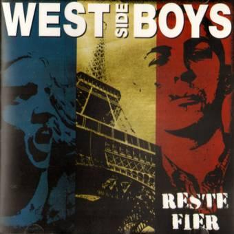 """West Side Boys,The """"Reste Fier"""" CD"""