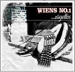 """Wiens No. 1 """"...zügellos"""" LP (lim. red)"""