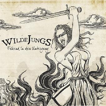 """Wilde Jungs """"Feiernd in den Untergang"""" MCD (lim. DigiPac)"""