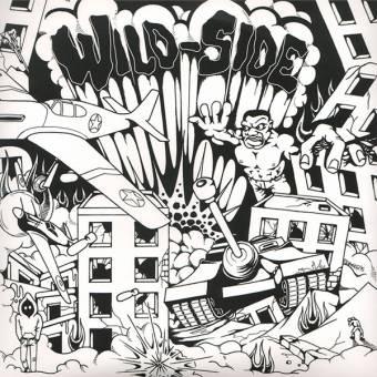 "Wild-Side ""same"" EP 7"" (lim. 500, black)"